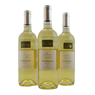 Guillaume Aurele Chardonnay Vin de Pays d'Oc Languedoc France 2016