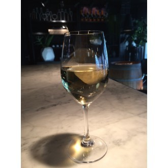 Witte wijn 3,50 per glas