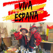 BOTTLES@HOME wijnproeverij thema SPANJE met mondelinge uitleg en entertainment via en LINK